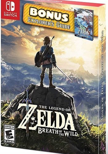 Nintendo Switch: The Legend of Zelda – Breath of The Wild Review